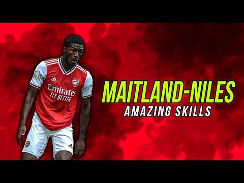 Ainsley Maitland-Niles – Composed – Amazing Skills, Tackles, Assists & Goals 2019