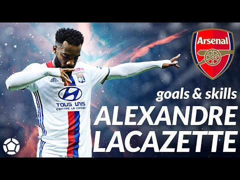 Alexandre Lacazette ● Goals x Skills 2017 ? Welcome to Arsenal