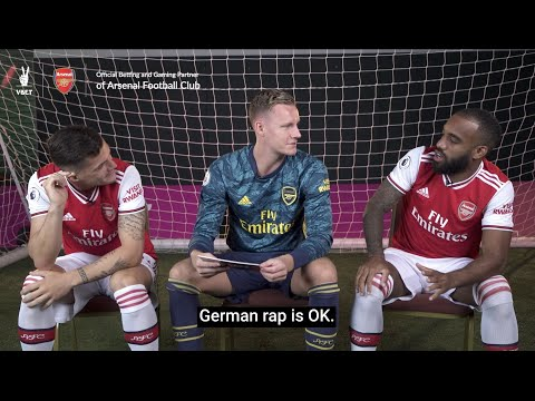 Culture Clash with Arsenal FC   VBET