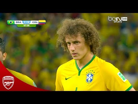 David Luiz Top 15 Goals Ever