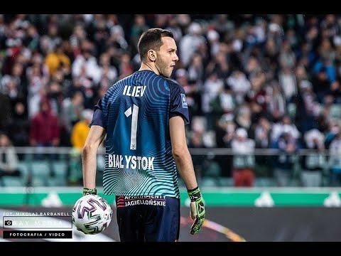 Dejan Iliev – SKF Sered/Jagiellonia Bialystok 2019/20