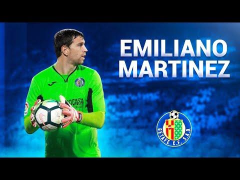 Emiliano Martinez ● Saves, Catches & Passes – 2017/2018 ● Getafe CF
