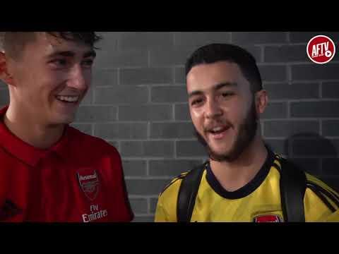 """Folarin Balogun Is Something Else!"" (Alfie Matthews – Arsenal XI) | Barnet 2-3 Arsenal XI"