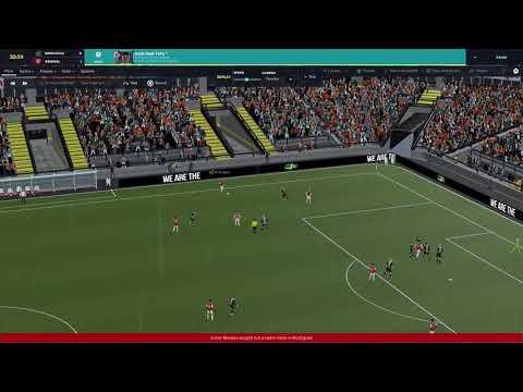 Football Manager 2020 Jordi Osei-Tutu Great goal