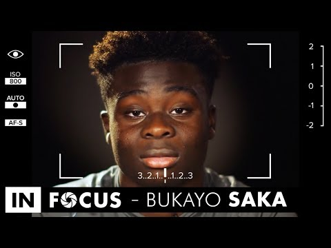 Get to know… Bukayo Saka | Arsenal Academy