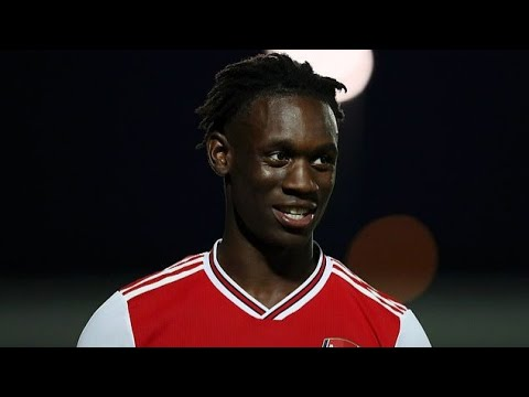 Gutted!!! Folarin Balogun is set to leave Arsenal this summer