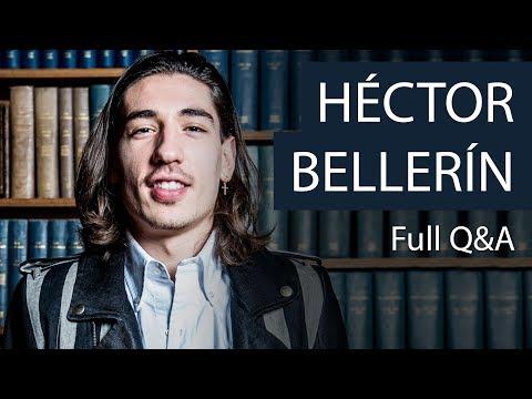 Héctor Bellerín   Full Q&A   Oxford Union