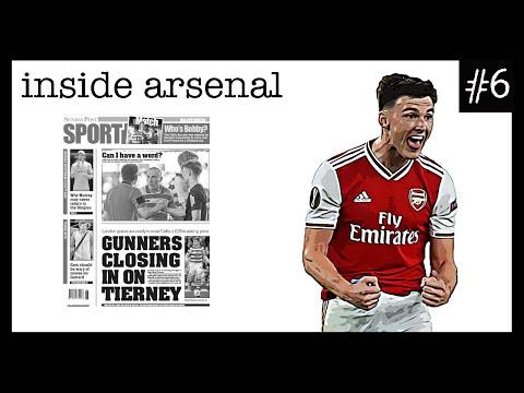 Inside Arsenal Episode #6 – Meet Kieran Tierney