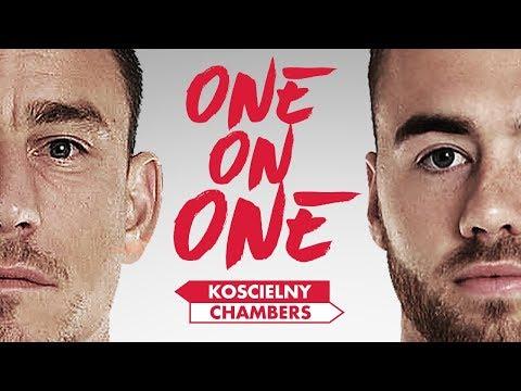 KOSCIELNY & CHAMBERS | One on One