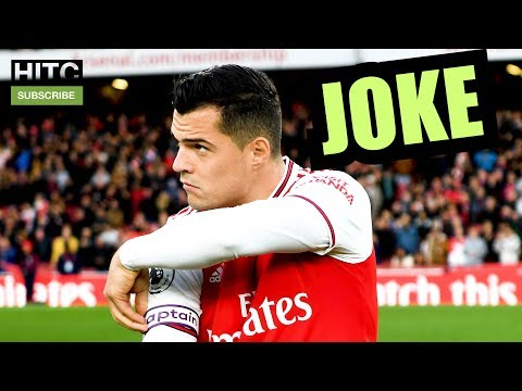 LET'S TALK ABOUT GRANIT XHAKA…