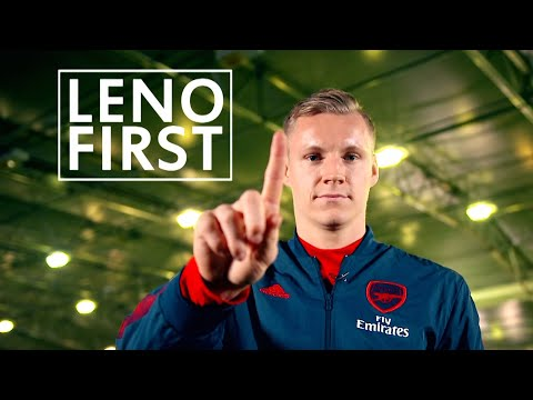 Which footballer made a young Bernd Leno star-struck? ? | First